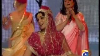 Meera Dancing to Naheed Akhtar's Song