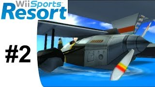 Wii Sports Resort - Island Flyover
