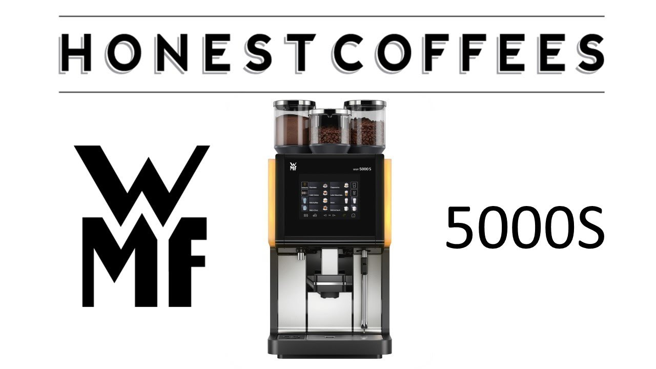 Wmf 5000s Coffee Machine Overview Setup Requirements