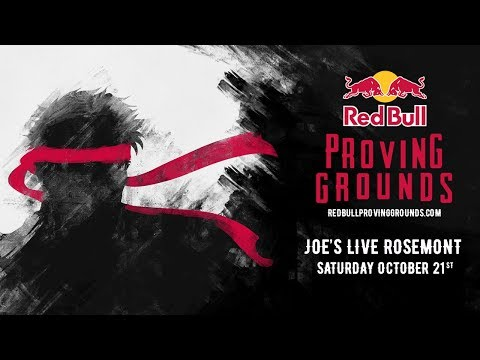 Red Bull Proving Grounds Fall Season Finals!
