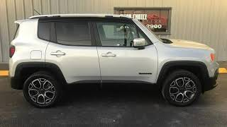 2017 Jeep Renegade Limited Used Cars - San Antonio,TX - 2018-12-14