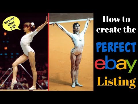 How To Create The Perfect EBay Listing For SEO And Buyer Experience