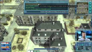 Emergency 2012 Gameplay: Freeplay - Heat Map (Challenge mode)
