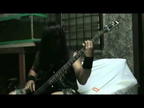 Benediction   The Grotesque (Bass Cover)