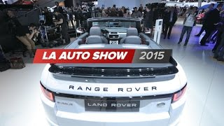 CNET On Cars - 2015 LA Auto Show special edition​, Ep. 78