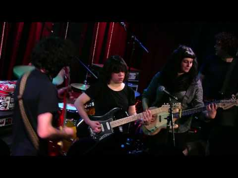 Screaming Females and Wild Rice - Fuckin' Up (Neil Young) (2/18/17)