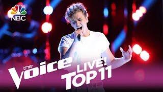 The Voice 2017 Noah Mac - Top 11: