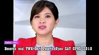 Download Video PesertaTes CAT CPNS 2018 Bocorkan Soal TWK, Berikut Jawabannya MP3 3GP MP4