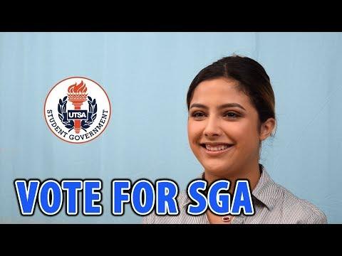 Jazmine Bazan- SGA Freshman Senate Candidate