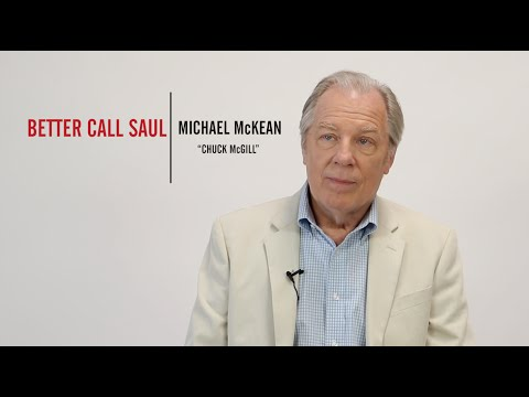Emmy Quickie: 'Better Call Saul' Star Michael McKean on How Rhea Seehorn Steals the