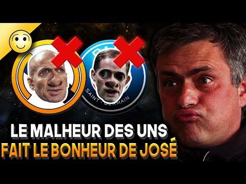 José Mourinho | MIRACULÉ, DÉTESTÉ, DÉPASSÉ Mais PROCHE Du PSG, RÉUSSITES Et ÉCHECS D'une LÉGENDE