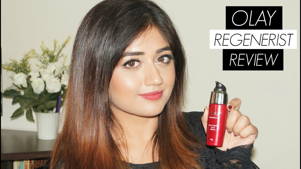 Olay Regenerist Anti Ageing Skincare Review Corallista Youtube Micro Sclupting Serum By