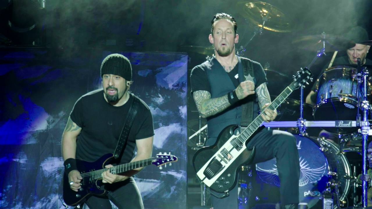 Volbeat - The Devil's Bleeding Crown - Live at Tusindarsskoven, Odense 2015