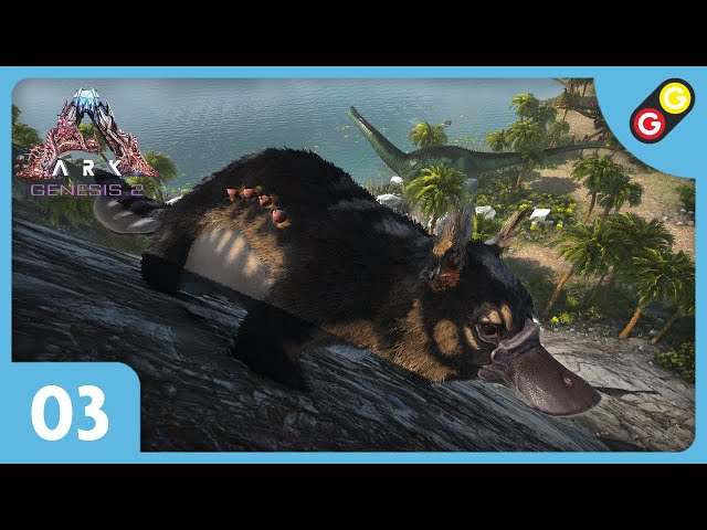 ARK : Survival Evolved - Genesis 2 #03 On tame un Maewing ! [FR]