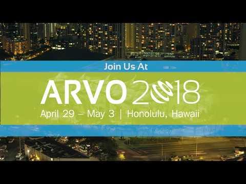 2018 ARVO Annual Meeting - Honolulu, Hawaii