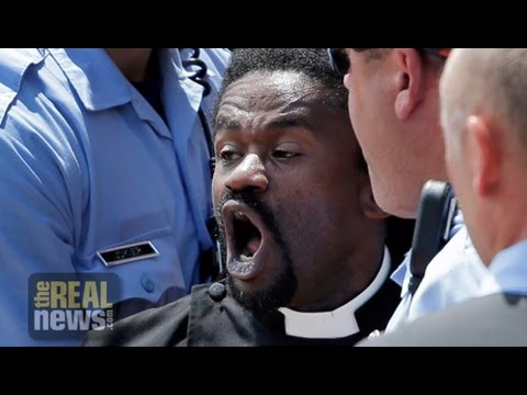 Civil Disobedience and Free Speech Tested by Prayer in Ferguson