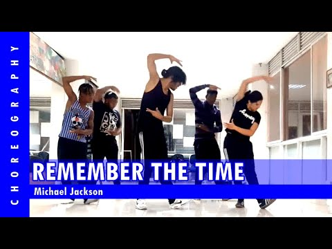 Michael Jackson - Remember The Time Choreography (Rehearsal by MJ CREW)