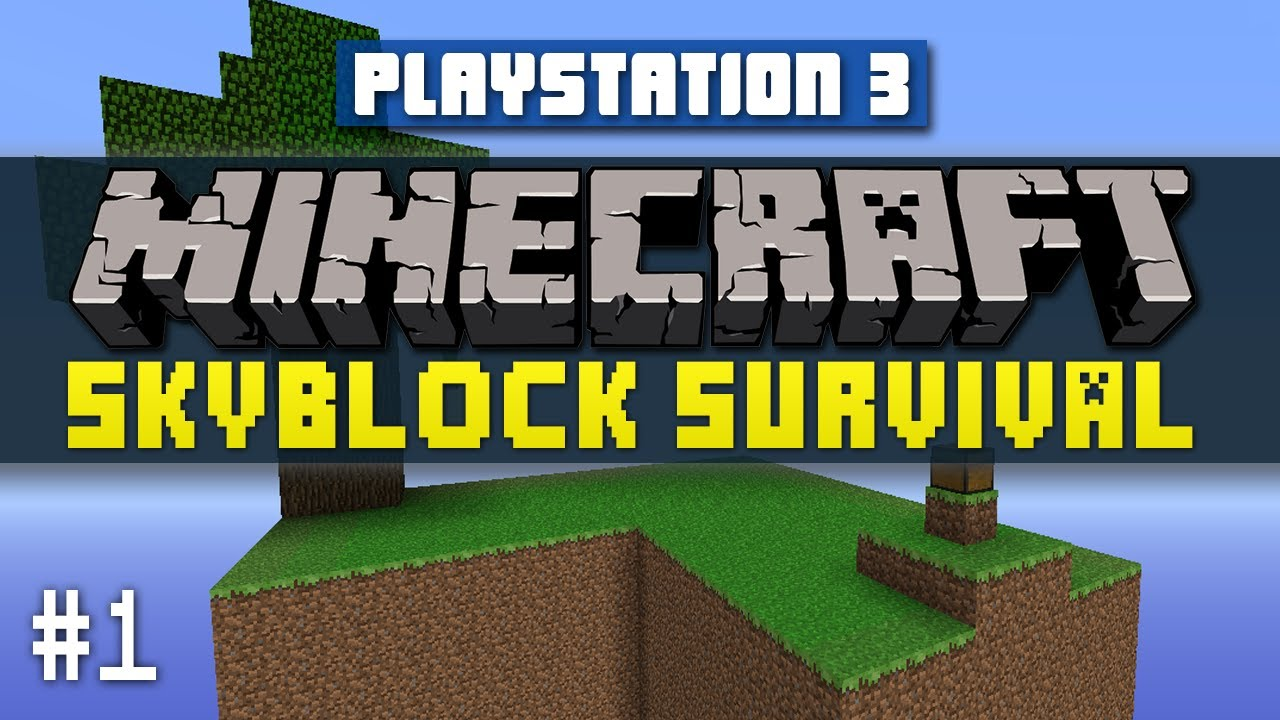 how to play minecraft playstation 3 edition