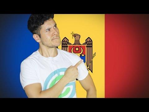 Flag/ Fan Friday! MOLDOVA Geography Now!