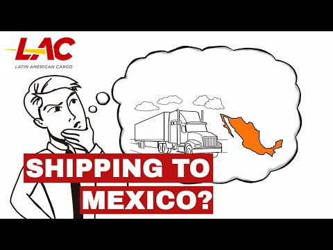 Shipping to Mexico