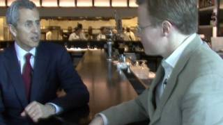 Interview with Restateur Danny Meyer, by Steven Greer