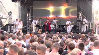 Barbara Straathof at Amsterdam Gay Pride Concert 2014
