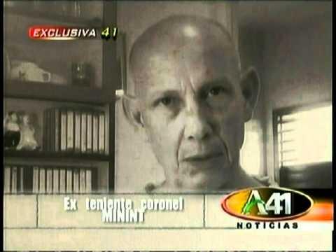Coronel cubano habla en exclusiva a Noticias 41