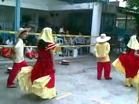 EL SALVADOR - DANCES OF THE WORLD @ CAMELLA SCHOOL (02.03.12 ...
