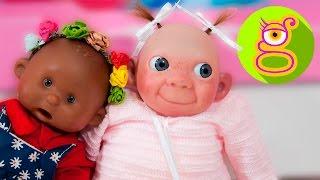 La bebé Luci conoce a Rita, la hermana de Martina - Capítulo #26