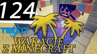 Wakacje z Minecraft (PL) #124 - Mars, czerwona planeta