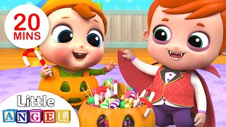 This is the Way We Trick or Treat | Halloween Special | Kids...