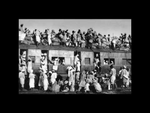 India-Pakistan Partition Pictures | Rare Pics : TV5 News