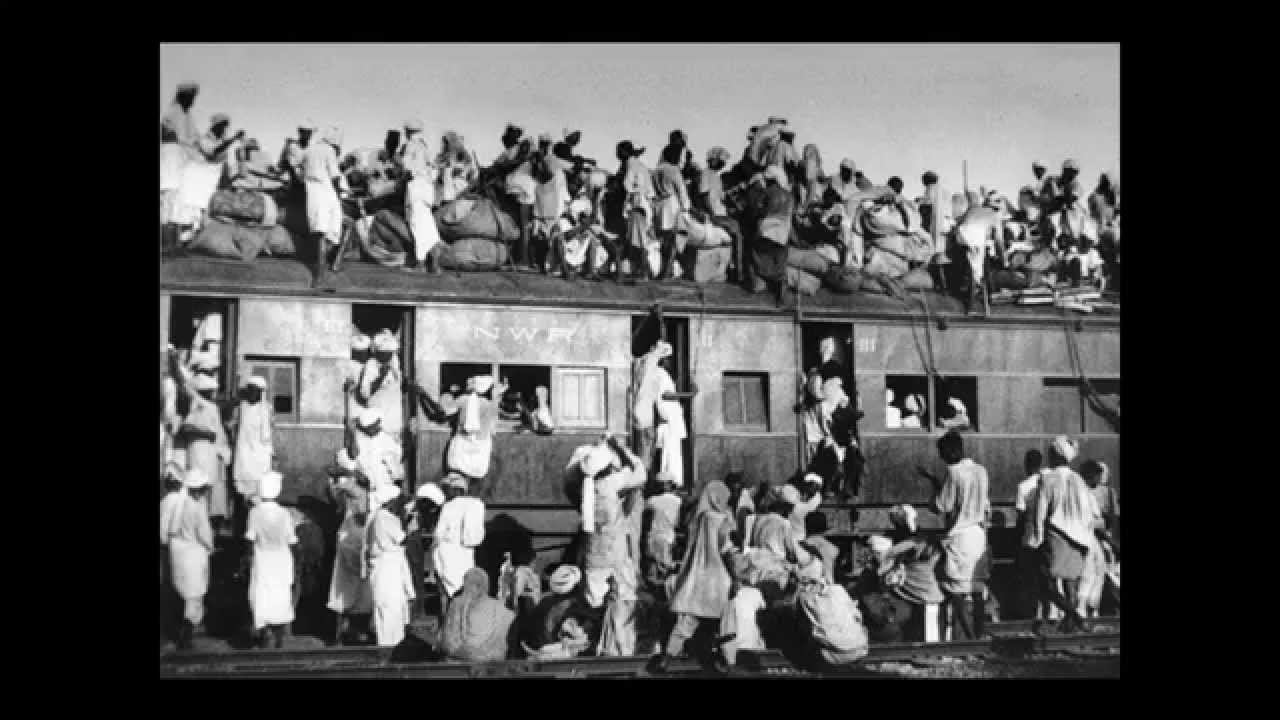 India Pakistan Partition Pictures