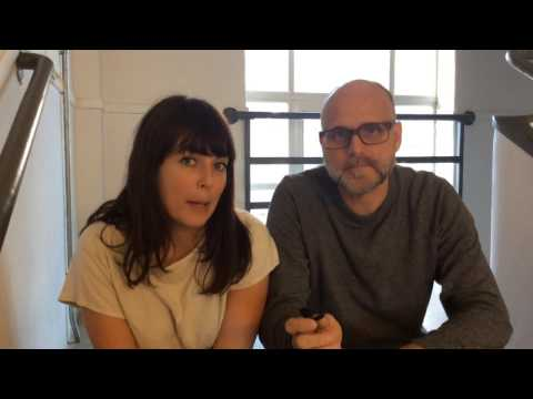Alice and Darren talk about LIVE ON THE HIGH STREET