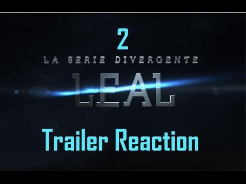 Saga Divergente: Leal - Parte 2 2017 Una sola elección te define. La sociedad dividida en facciones en la que antes creía Tris Prior ha quedado hecha pedazos, fracturada por la violencia y las luchas de poder, y marca