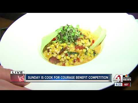 Cook for Courage benefit competition this weekend