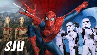 Is Star Wars Going Full Marvel Studios? | SJU
