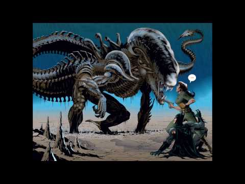 DC/Dark Horse: Aliens (1080p Quality)