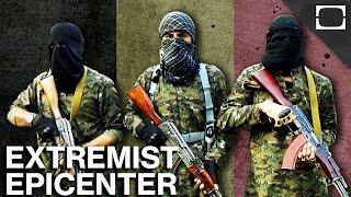 Is Belgium A Terrorist Hotspot?