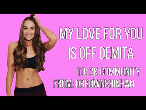 NBA 2K Theories Valentine's Day Edition: Why The 2K Community Loves Rachel DeMita!
