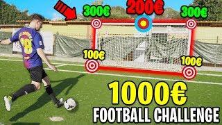 1000€ FOOTBALL CHALLENGE vs ILLUMINATI CREW