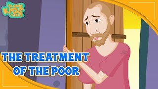 Prophet Muhammad (SAW) Stories | The Treatment Of The Poor | Quran Stories In English