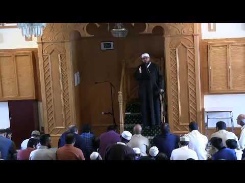 Ramadan Teaches You How to Be Yourself. Eid Salah and Khutbah 2017 with Abu Zayd