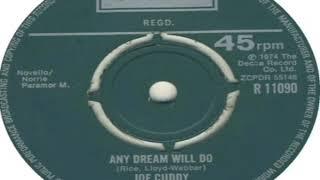 Joe Cuddy Any Dream Will Do 1974