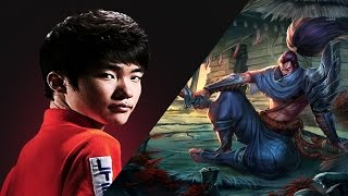 Faker - Best plays Yasuo