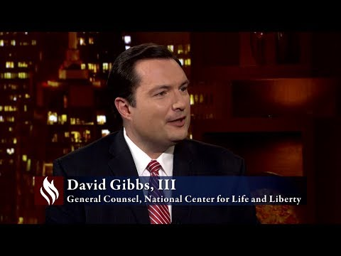 Interview - David Gibbs, III and the latest on our SPLC lawsuit