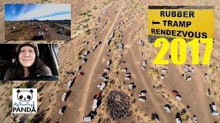 Video RTR (Rubber Tramp Rendezvous) & Skooliepaloosa 2017 Quartzsite, Arizona download MP3, 3GP, MP4, WEBM, AVI, FLV April 2018