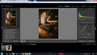 How To Edit URBEX Lightroom