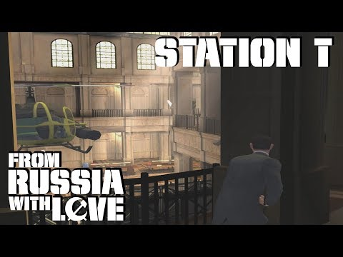 007: From Russia With Love - Station T - 00 Agent