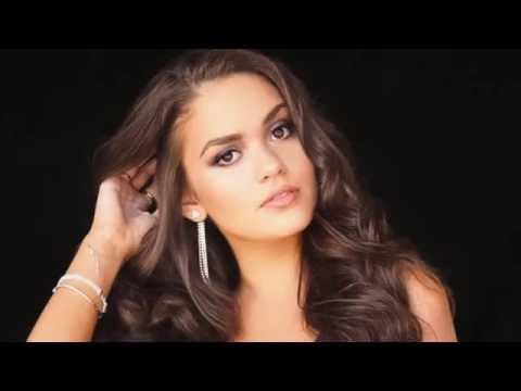 Madison Pettis Prom Hair & Makeup Tutorial  By Glenn Nutley